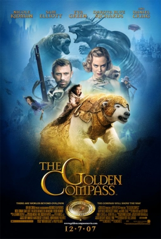 плакат фильма постер Золотой компас