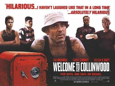 плакат фильма Добро пожаловать в Коллинвуд