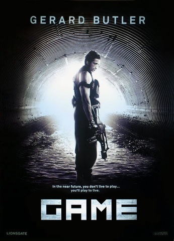 плакат фильма постер тизер Геймер