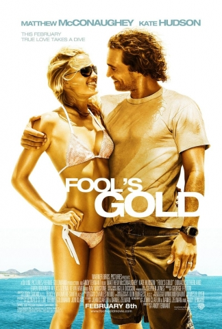 плакат фильма постер Золото дураков