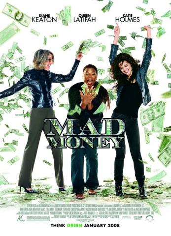 плакат фильма Шальные деньги