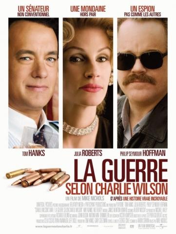 плакат фильма Война Чарли Уилсона