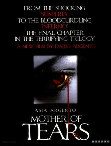 плакат фильма Мать слез