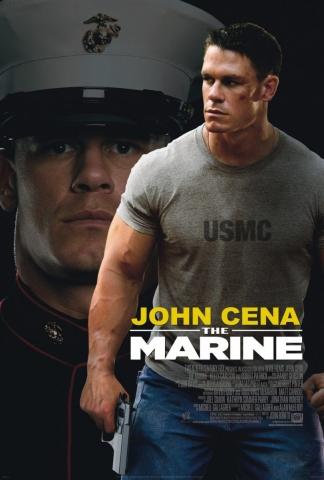 плакат фильма Морской пехотинец