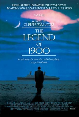 плакат фильма Легенда о пианисте