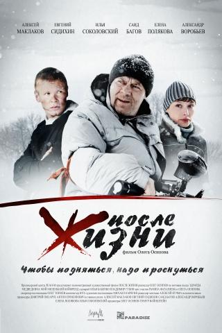 плакат фильма После жизни