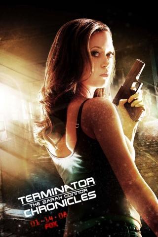 плакат фильма Терминатор: Битва за будущее
