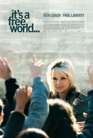 плакат фильма Это свободный мир