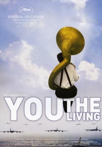 плакат фильма Ты, живущий!