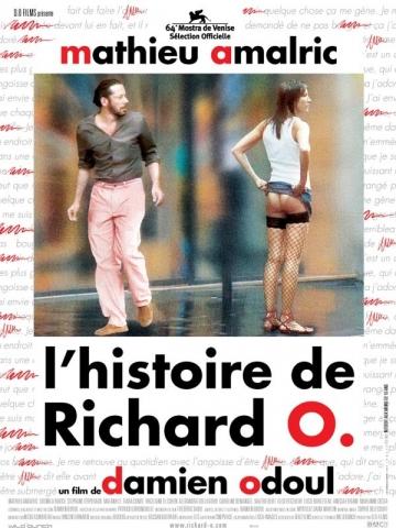 плакат фильма История Ришара О