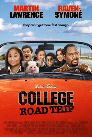 плакат фильма Поездка в колледж*
