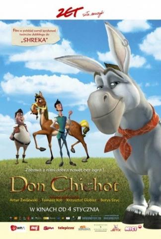 плакат фильма Дон Кихот