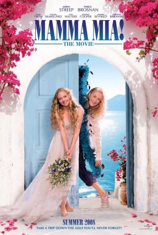 плакат фильма Мамма миа!