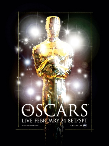 плакат фильма Оскар 2008
