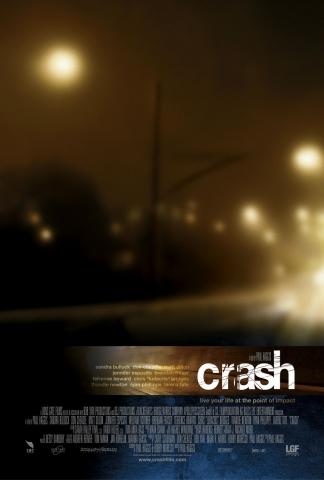 плакат фильма Столкновение