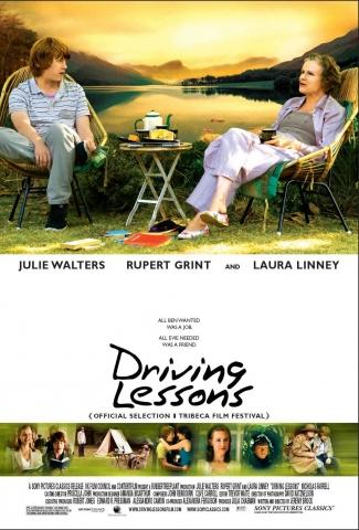 плакат фильма Уроки вождения
