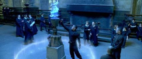 кадры из фильма Гарри Поттер и Кубок Огня
