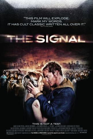 плакат фильма Сигнал