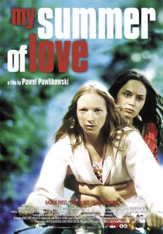 плакат фильма Мое лето любви
