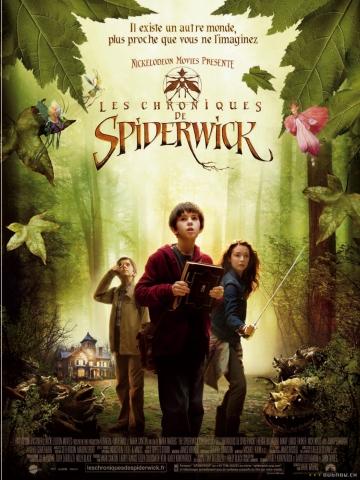плакат фильма Спайдервик: Хроники