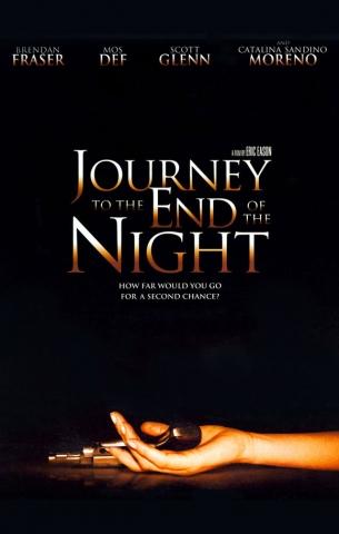 плакат фильма Путешествие к краю ночи
