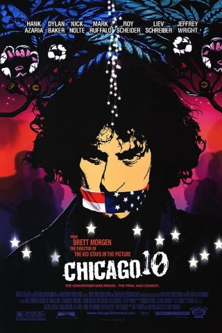 плакат фильма Чикагская десятка
