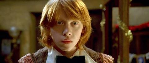 кадры из фильма Гарри Поттер и Кубок Огня Руперт Гринт,