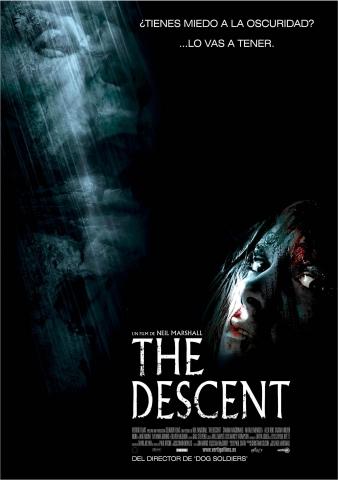 плакат фильма Спуск