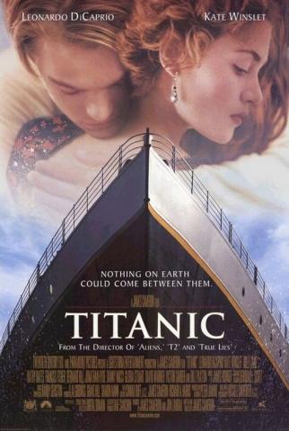 плакат фильма Титаник