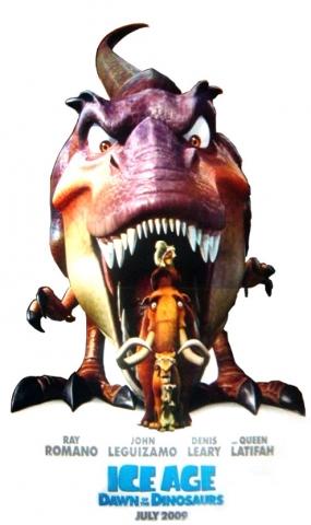 плакат фильма Ледниковый период 3: Эра динозавров