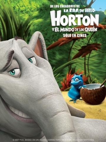 плакат фильма Хортон