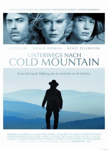плакат фильма постер Холодная гора