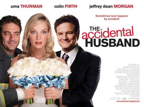 плакат фильма Случайный муж