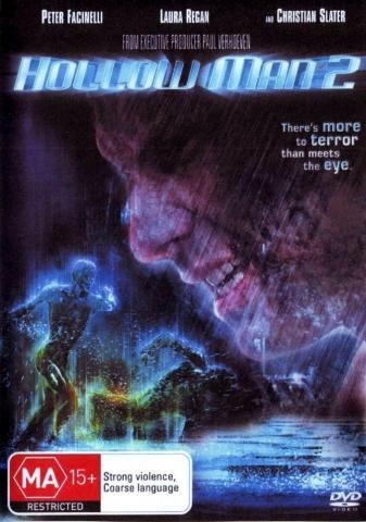 плакат фильма Невидимка II