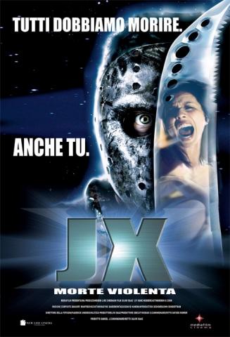плакат фильма Джейсон X
