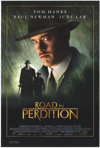 плакат фильма Проклятый путь