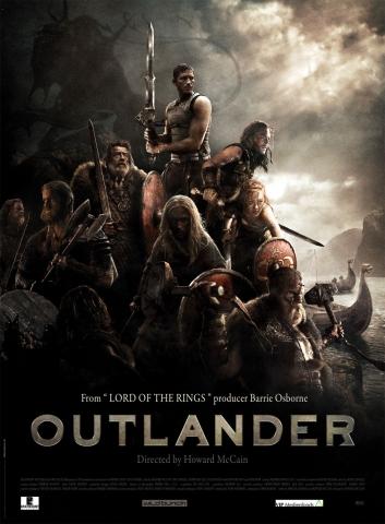 плакат фильма Викинги