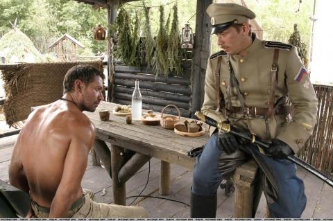 кадр №3145 из фильма Охота на пиранью