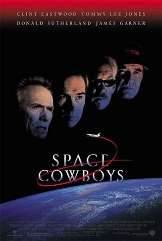 плакат фильма Космические ковбои