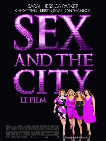 плакат фильма Секс в большом городе