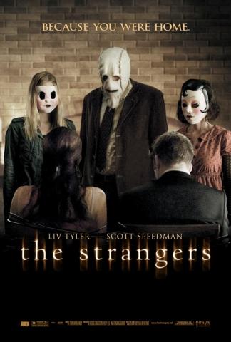 плакат фильма Незнакомцы