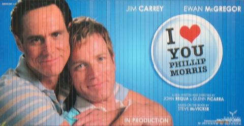 плакат фильма Я люблю тебя, Филлип Моррис