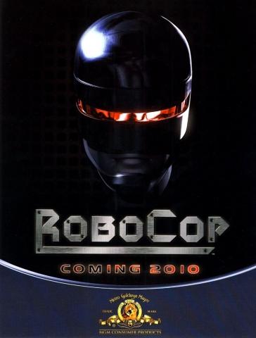 плакат фильма сейлс-арт Робокоп
