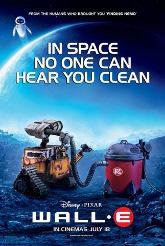 плакат фильма Валл-И