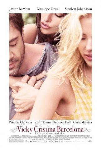 плакат фильма Вики Кристина Барселона