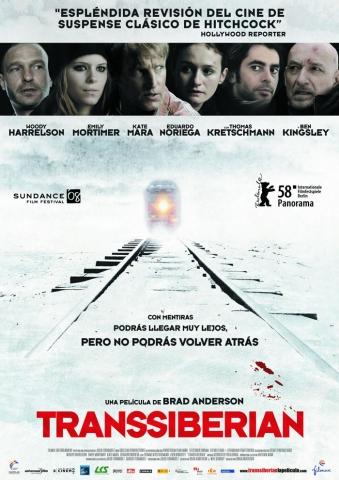 плакат фильма Транссибирский экспресс