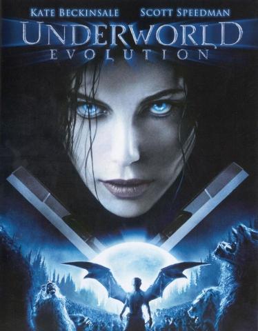 плакат фильма Другой мир II: Эволюция