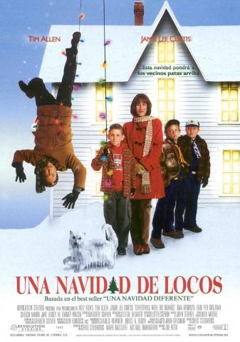 плакат фильма Рождество с неудачниками