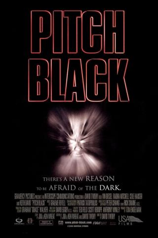 плакат фильма Черная дыра