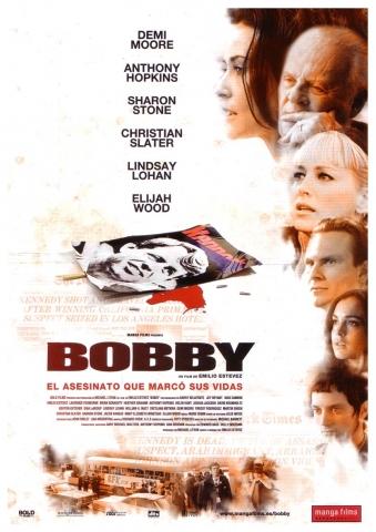 плакат фильма Бобби